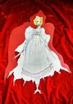 Red Riding Hood on Velvet by samfae98