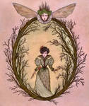 Enchantress of the Wood by samfae98