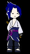 Uchiha Sasuke Shippuuden v. 1 by NarutoDolls