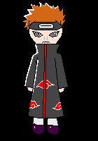 Akatsuki Leader Pein by NarutoDolls