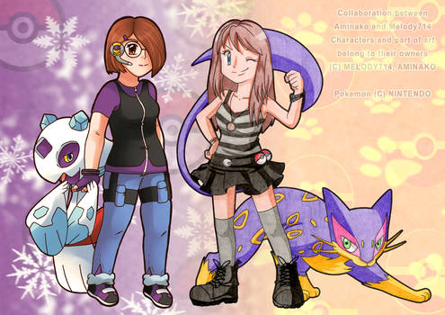 We're gonna be pokemon masters -collab-