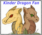 Kinder Dragon Support Stamp by DelusionalPuffball