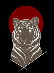 Red Tiger Moon