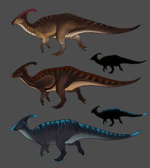 Parasaurs Batch 1