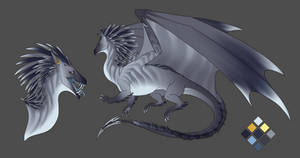 Feathered Crest Dragon