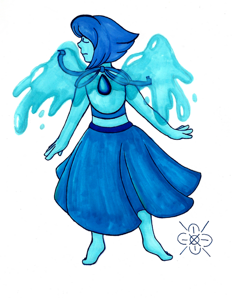 I like Lapis she is pretty Steven Universe(c) Rebecca Sugar