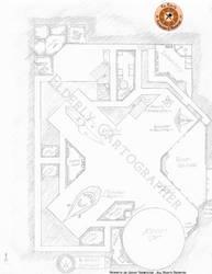 Ya Nulza's Apartment 1: The Basement by ElderlyCartographer