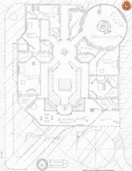 Ya Nulza's Apartment 4: The Third Floor by ElderlyCartographer