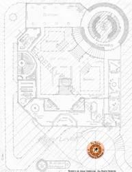 Ya Nulza's Apartment 3: The Second Floor by ElderlyCartographer
