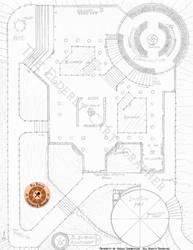 Ya Nulza's Apartment 2: The Ground Floor by ElderlyCartographer