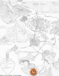 The Land of Agmar by ElderlyCartographer