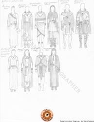 Ancient Wardrobe 2 by ElderlyCartographer