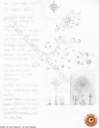 Astronomy Allegory by ElderlyCartographer