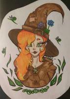 Witch by WolfReed301