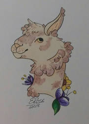 Llama by WolfReed301
