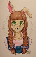 Bunny by WolfReed301