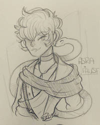 Asra by WolfReed301