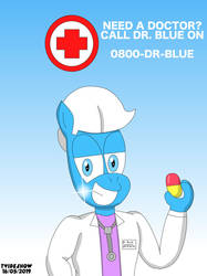 Dr Blue's Ad by TVideshow