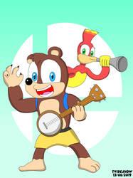 Banjo-Smash! by TVideshow