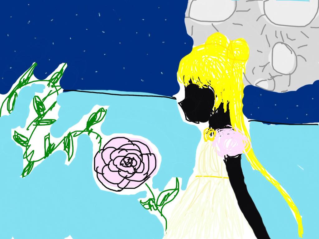 Sailor moon by Michelle4605