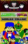 Team Isberto x Mystical Ninja: Worlds Collide