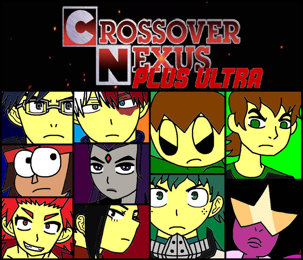 Crossover Nexus: Plus Ultra By Ian2x4 On DeviantArt