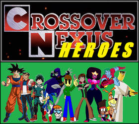 Crossover Nexus Heroes by ian2x4