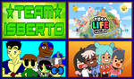 Team Isberto x Toca Life: World by ian2x4
