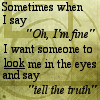 Tell the Truth by Saitaina