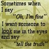 Tell the Truth by Saitaina