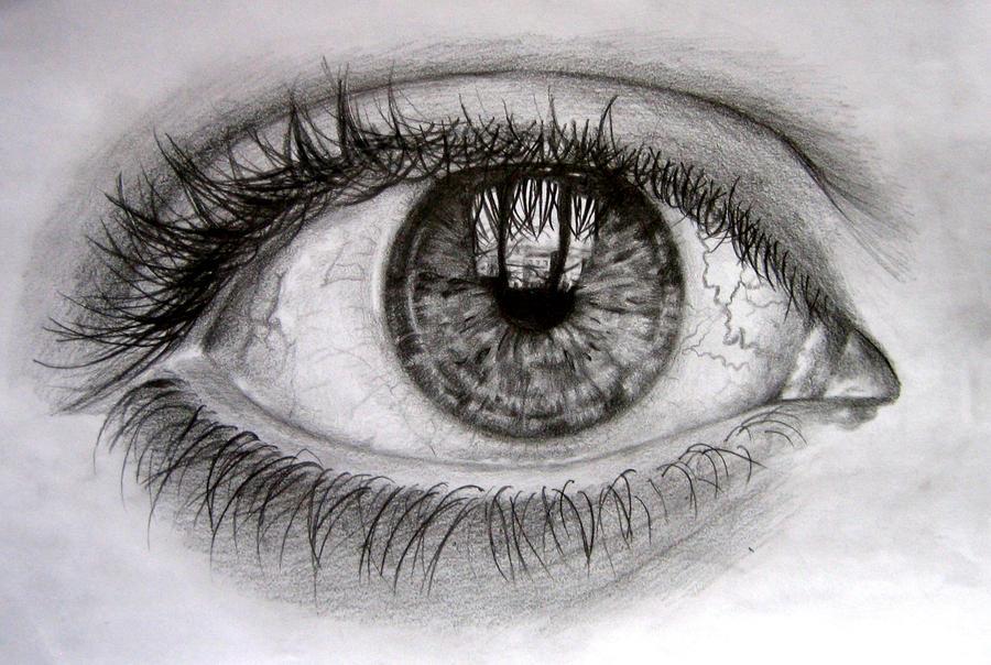 Eye by kyynelmys
