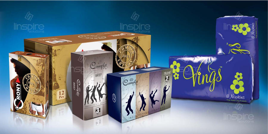Quality package design Linspire Solutions by LinspireSolutions