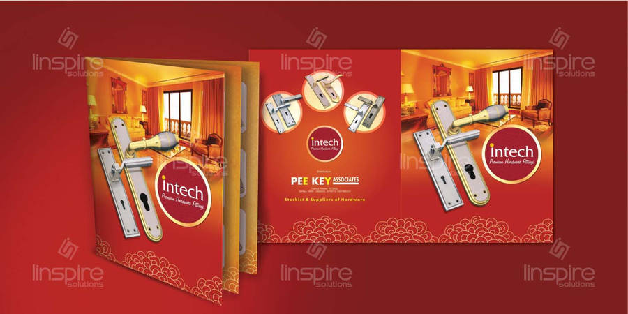 brouchers and booklets by LinspireSolutions