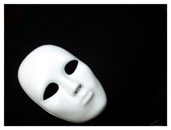 The Mask by WanderingxXxSoul