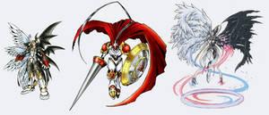 My Favorite Digimons by DarkLightChaosMaster