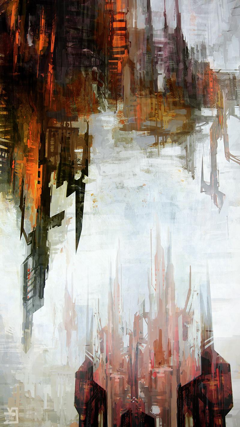 Untitled [Speedpainting] by zilekondic