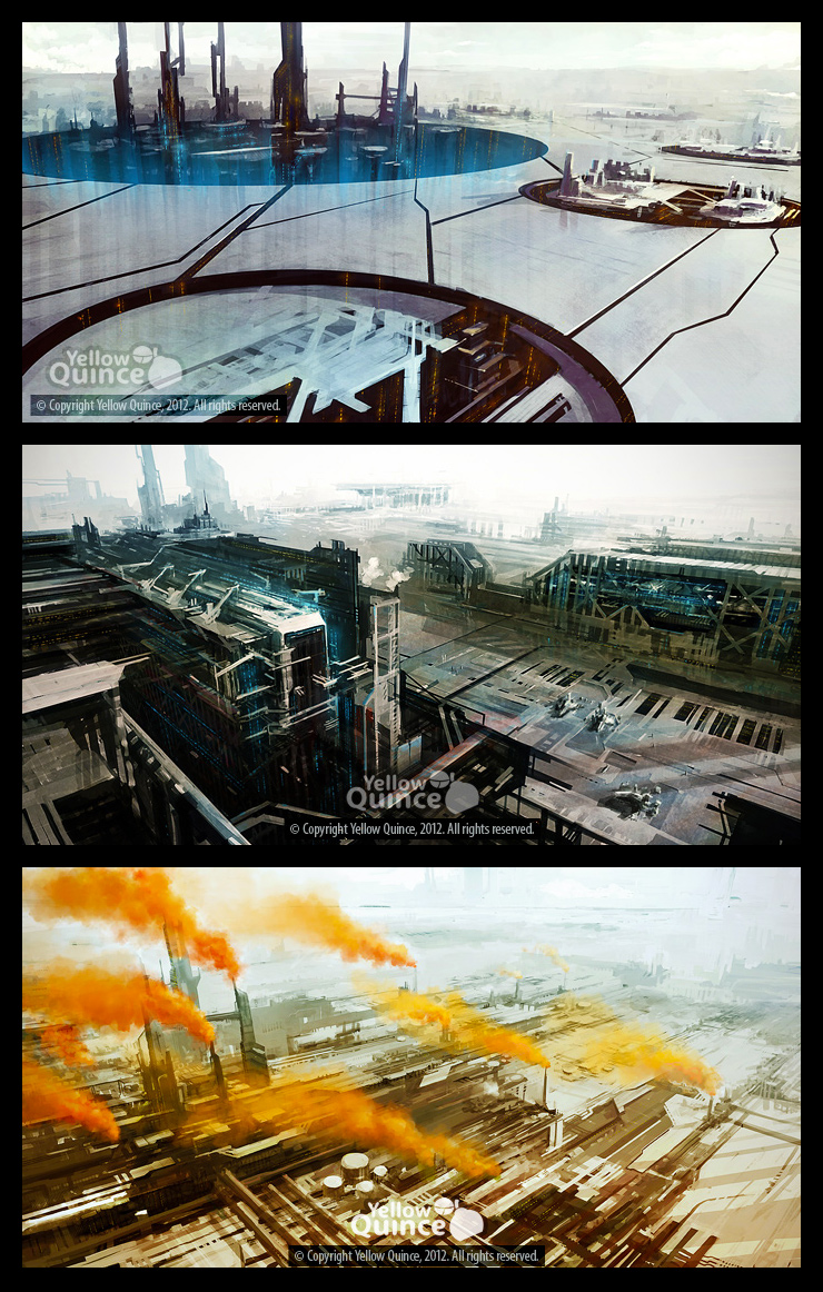 AEON7 - A few constructions by zilekondic