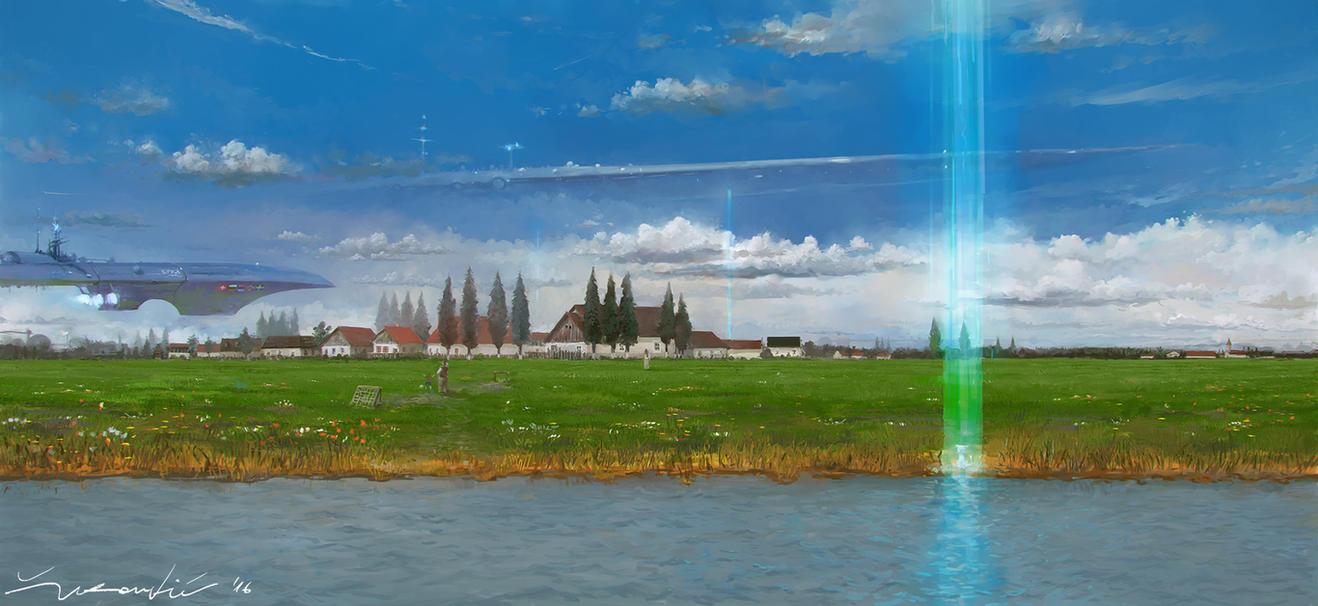 Vojvodina 2230 - Panonian Idyll by zilekondic