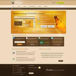 Pintley Website by ejsing
