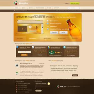 Pintley Website