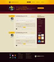 EG Blog Layout