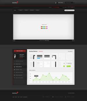 Buzzkill - Website Design