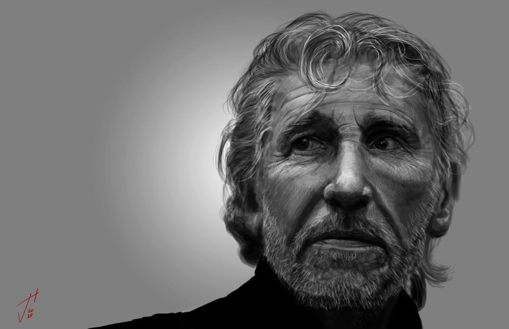 Roger Waters by thewalkingman