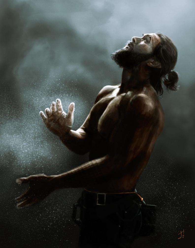 Jason Momoa by thewalkingman