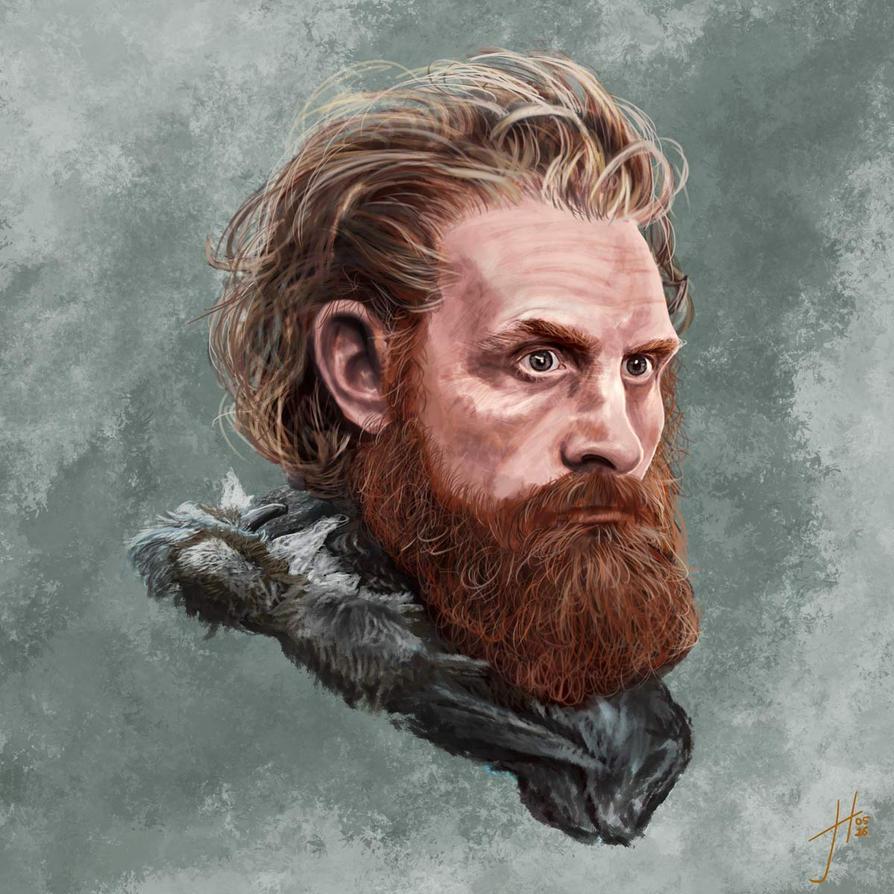 Tormund Giantsbane by thewalkingman