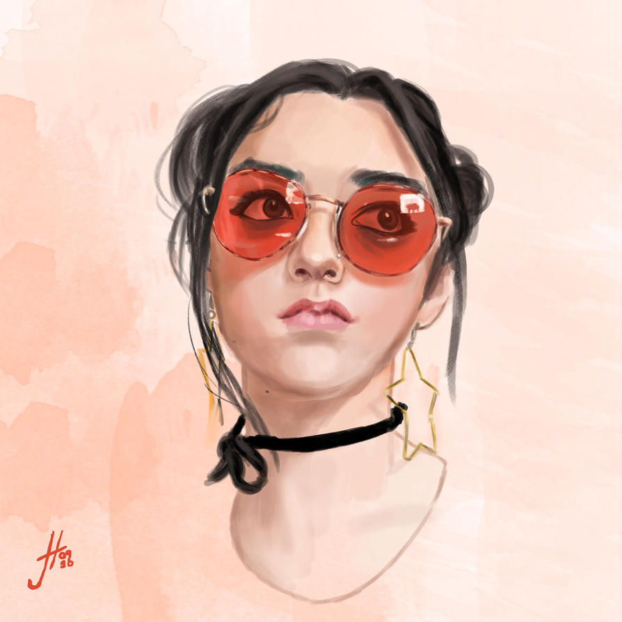 Maisie Williams by thewalkingman