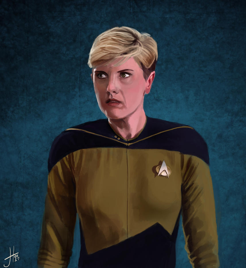 Tasha Yar by thewalkingman