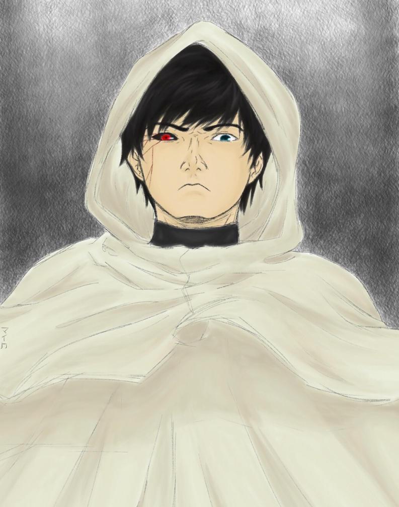Ghoul Amon by Miyuki-Hawkeye07