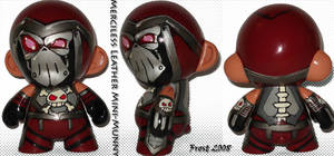 Merciless Leather Munny