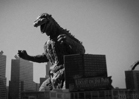 Godzilla Visits Philly